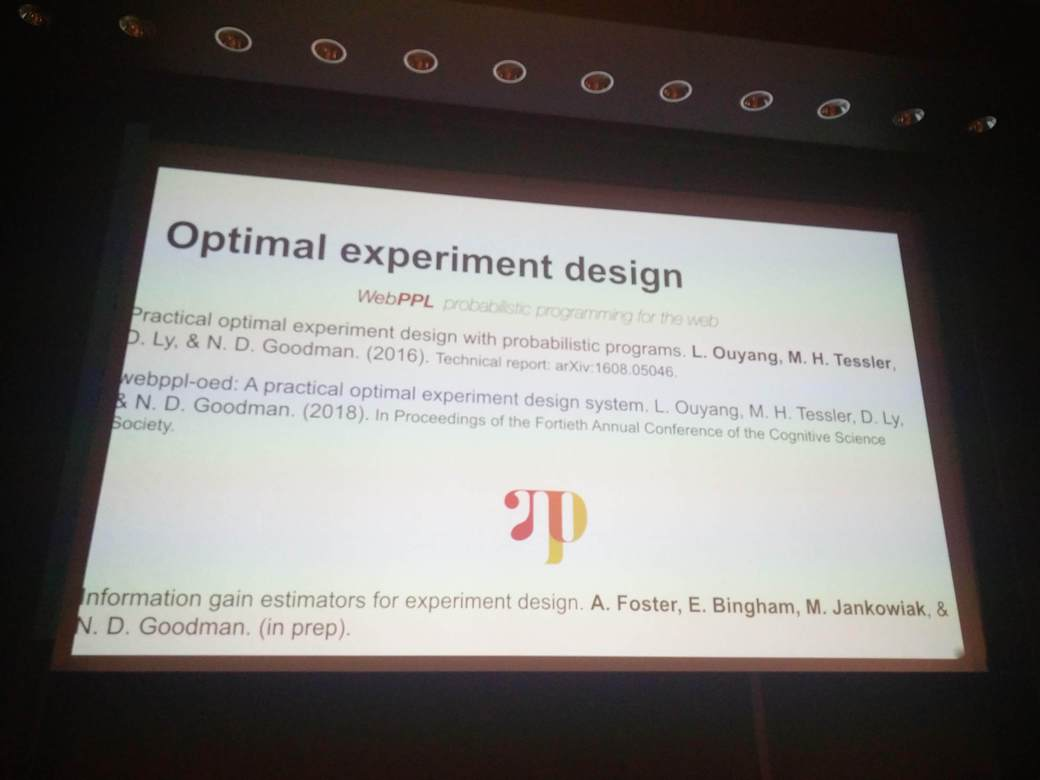 Papers for Optimal Experiment Design (OED)