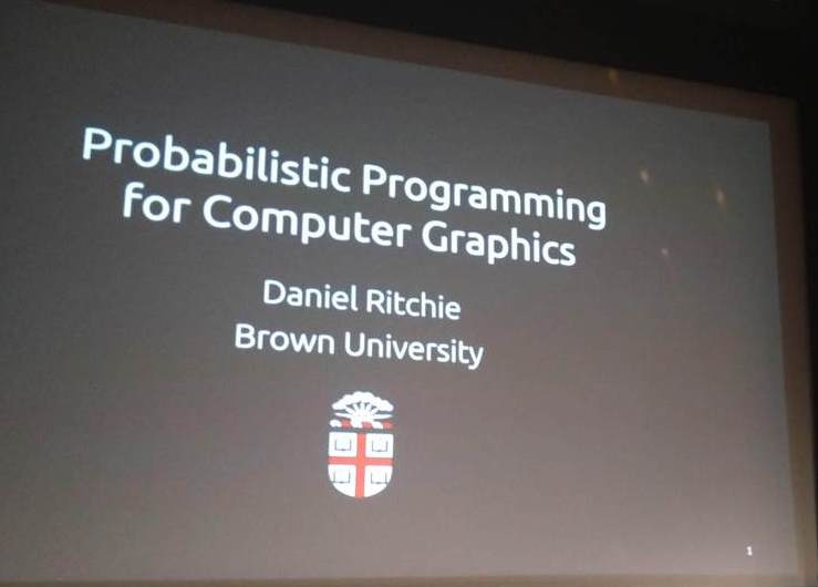 Probabilistic Programming for Computer Graphics